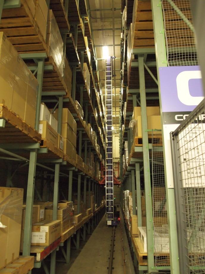 パレット自動倉庫
