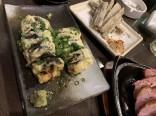 納豆巻きの天ぷら