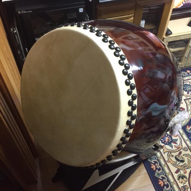 和太鼓の写真です
