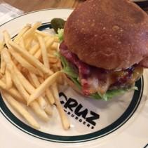 ハンバーガー(プレート)